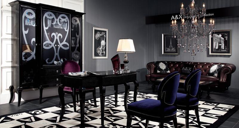 后现代家具品牌排行?-宫廷式后现代风格家具品牌