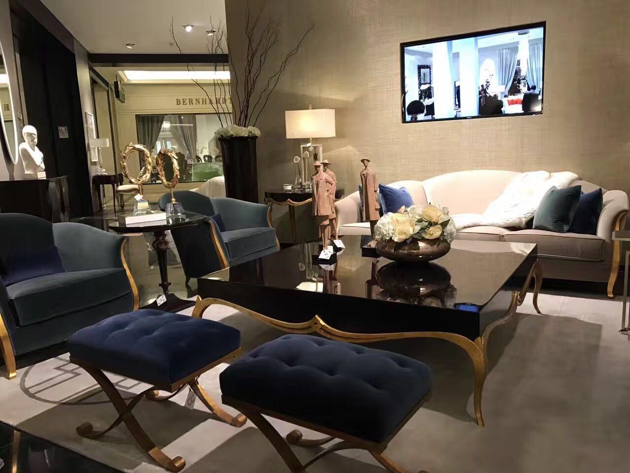 蓬巴杜cg家具-客厅家具