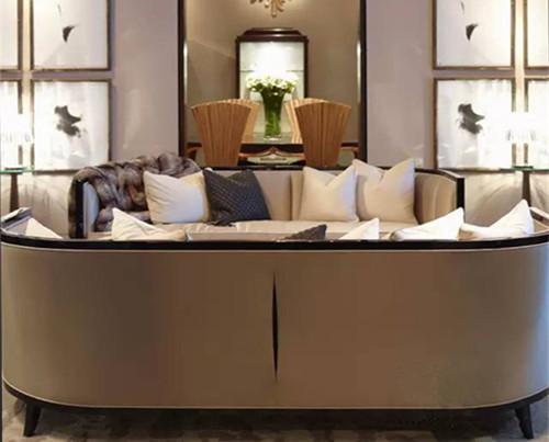 蓬巴杜——武汉天地客厅家具