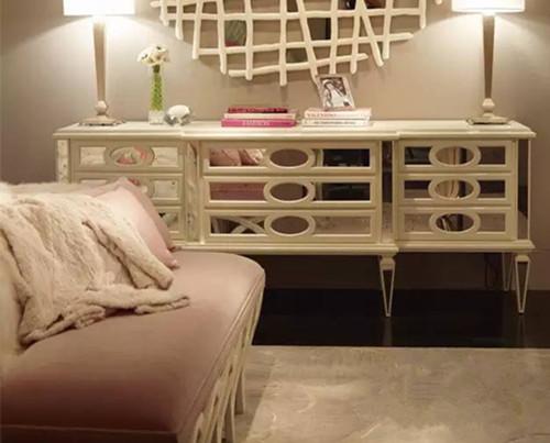 蓬巴杜——杭州东方润园卧室家具