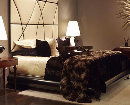 蓬巴杜——武汉泛海兰海园卧室家具