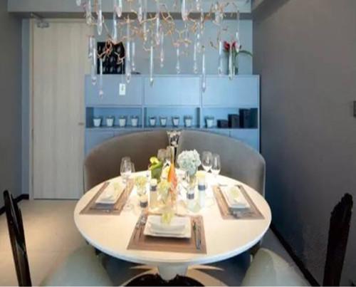蓬巴杜CG家具系列——华润悦府餐厅家具