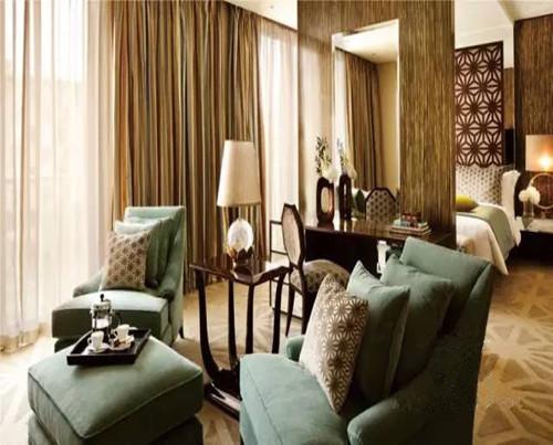 蓬巴杜CG家具系列——昆仑公馆客厅家具