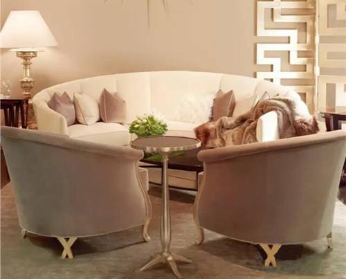 蓬巴杜——水晶澜轩客厅家具