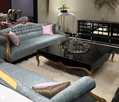 蓬巴杜CG家具客厅系列1