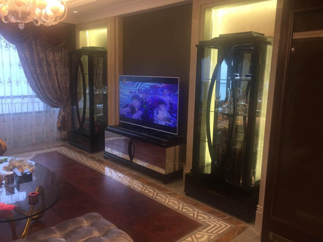 蓬巴杜CG系列——水晶澜轩家居