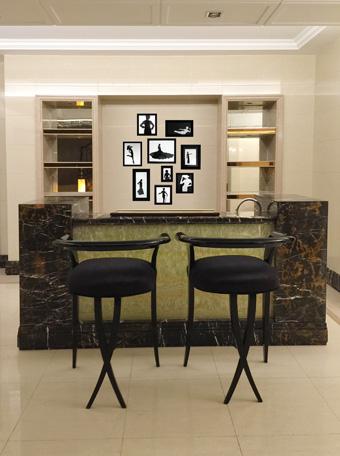 无锡绿城香樟园酒吧台家具
