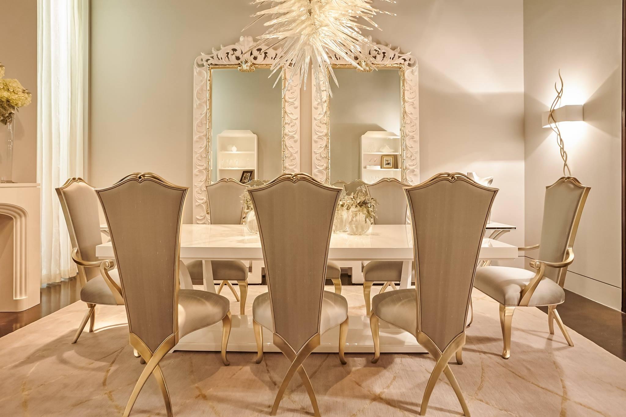 蓬巴杜CG家具-成都仁和春天餐厅家具