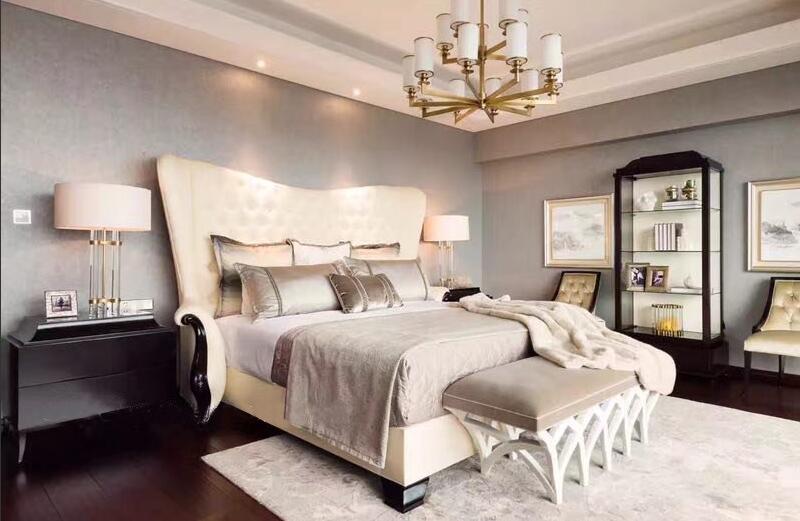蓬巴杜CG家具-成都仁和春天卧室家具