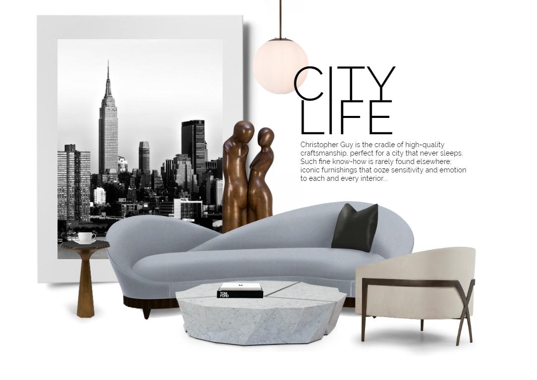 时髦精的家具如何驾驭2020年度流行色