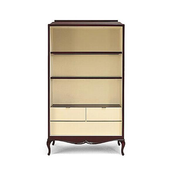 88-0005蓬巴杜高端定制家具CG家具书柜