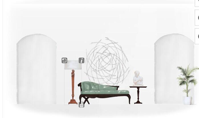 卧室家具系列 贵妃椅,床尾凳 60-0112蓬巴杜欧式家具cg家具贵妃椅