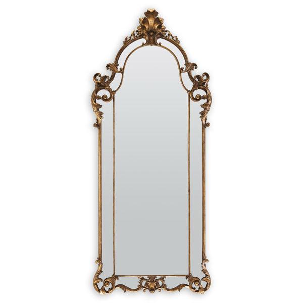 50-2811蓬巴杜新古典后现代家具装饰镜
