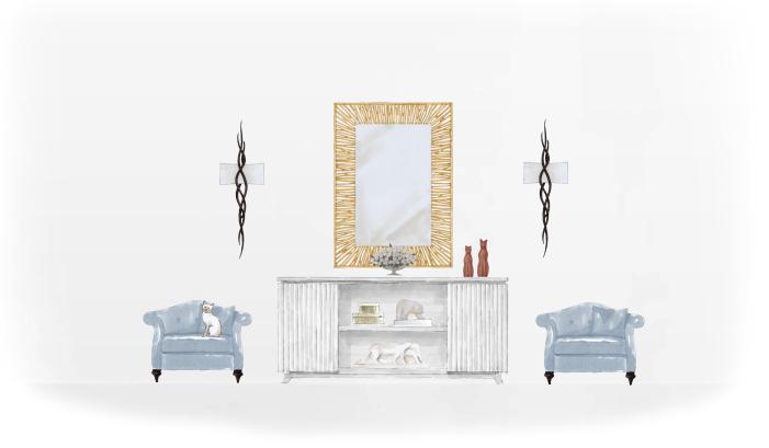 46-0271蓬巴杜欧式家具cg家具装饰品|摆件|蓬巴杜
