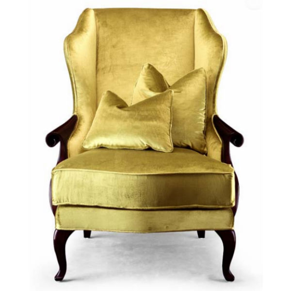 60-0091蓬巴杜高档家具单人沙发