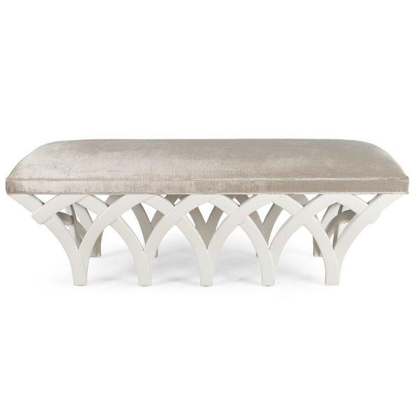 60-0012蓬巴杜酒店家具床尾凳