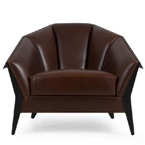 60-0480 蓬巴杜家具CG家具单人沙发