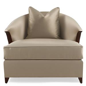 60-0488 蓬巴杜家具CG家具单人沙发