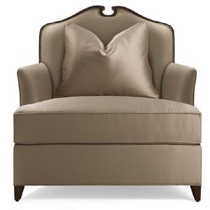 60-0470 蓬巴杜家具CG家具单人沙发
