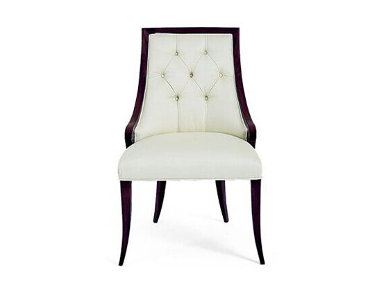 30-0029蓬巴杜CG家具欧式家具实木餐椅