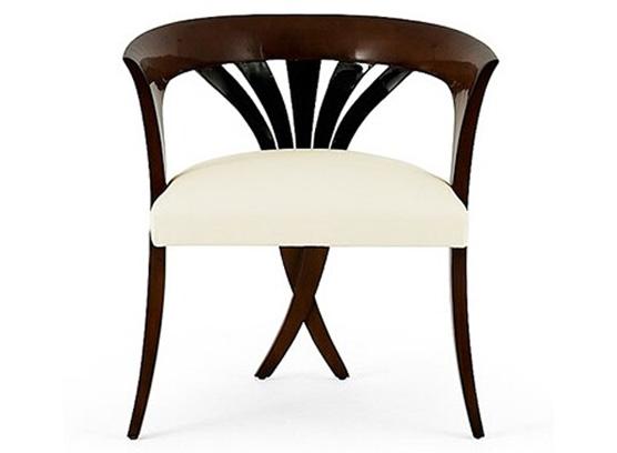 30-0045蓬巴杜欧式家具CG家具休闲椅