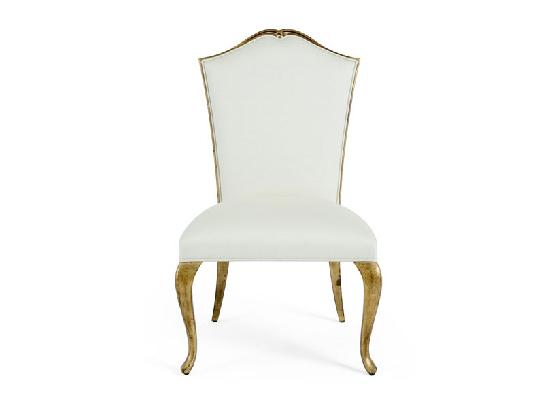 30-0012蓬巴杜新古典后现代家具无扶手餐椅
