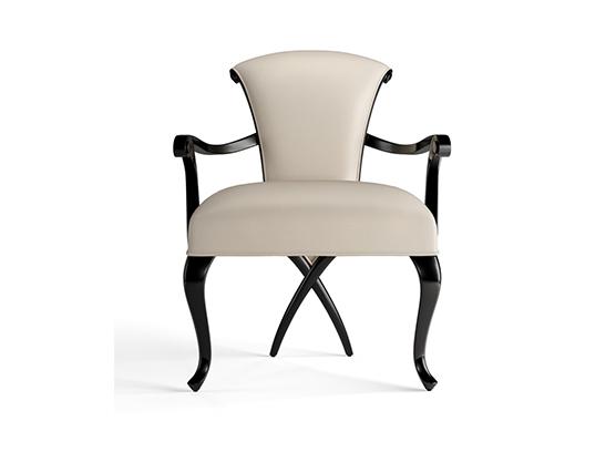 30-0032蓬巴杜CG家具欧式家具主人椅