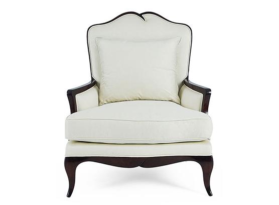 60-0031蓬巴杜高端定制家具单人沙发