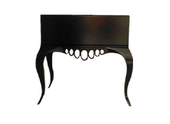 99-0610蓬巴杜欧式家具床头柜