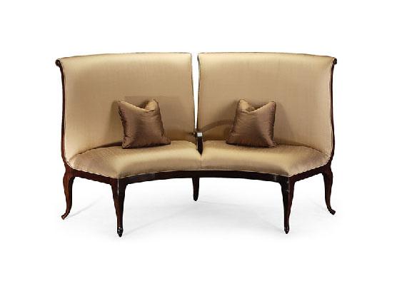 60-0001蓬巴杜新古典后现代家具情人椅