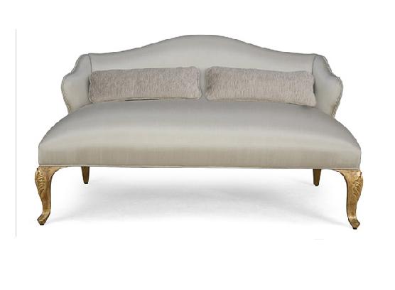 60-0267蓬巴杜新古典后现代家具休闲沙发