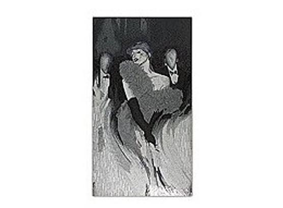 46-0369蓬巴杜酒店家具画