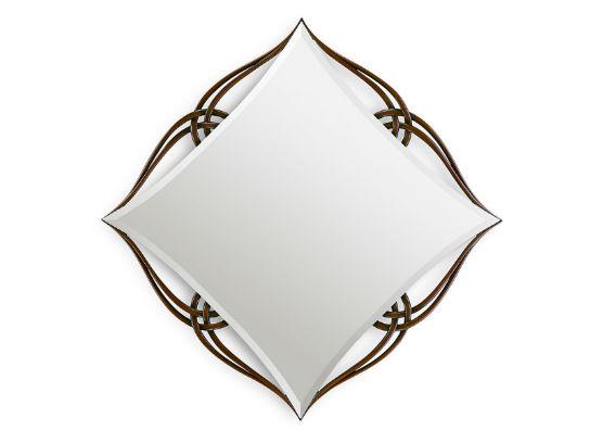 50-0181蓬巴杜别墅家具装饰镜