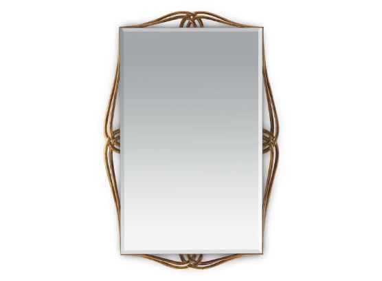 50-0186蓬巴杜CG家具别墅家具装饰镜