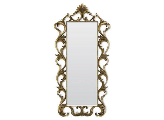 50-1861蓬巴杜酒店家具装饰镜