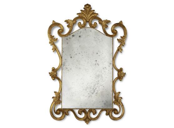 50-2346蓬巴杜酒店家具装饰镜