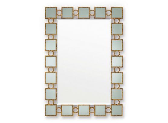 50-2421蓬巴杜酒店家具装饰镜