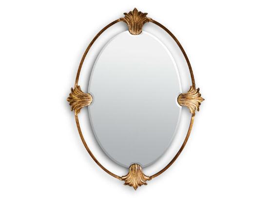 50-2581蓬巴杜CG家具高端定制家具装饰镜