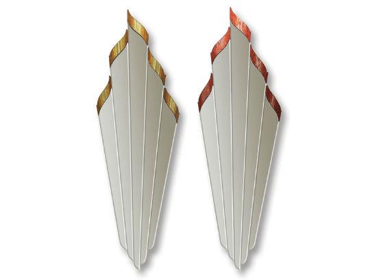 50-2611蓬巴杜新古典后现代家具装饰镜