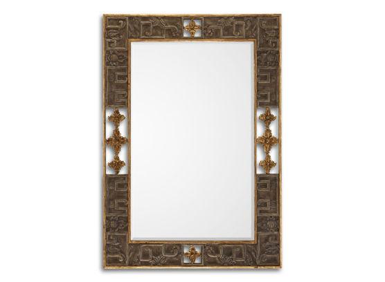 50-2621蓬巴杜新古典后现代家具装饰镜