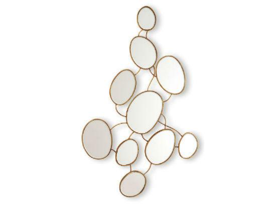 50-2736蓬巴杜新古典后现代家具装饰镜