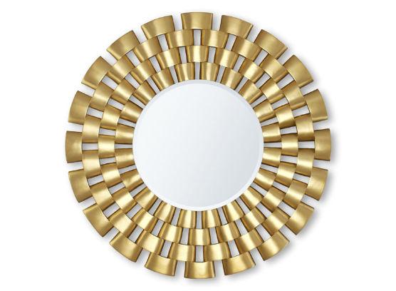 50-2786蓬巴杜新古典CG家具后现代家具装饰镜