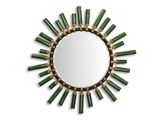 50-2805蓬巴杜新古典后现代家具装饰镜