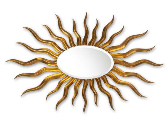 50-2842蓬巴杜别墅家具装饰镜