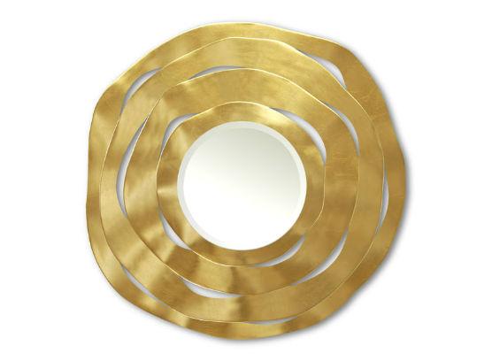 50-2863蓬巴杜高端定制家具装饰镜
