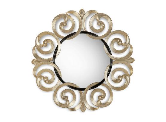 50-2909蓬巴杜高端定制家具装饰镜