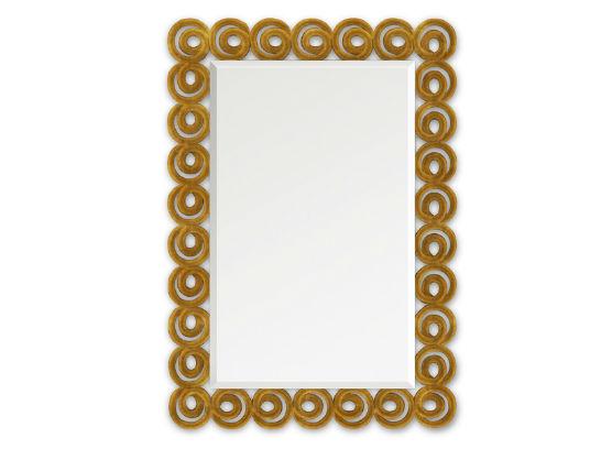 50-2911蓬巴杜欧式家具CG家具装饰镜