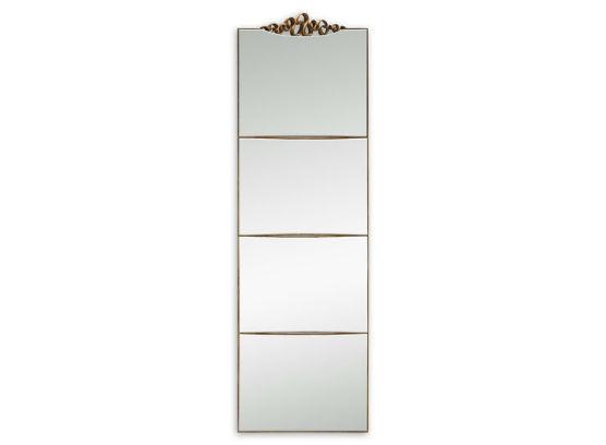50-2912蓬巴杜高端定制家具装饰镜