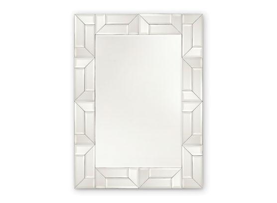 50-2980蓬巴杜酒店家具CG家具装饰镜