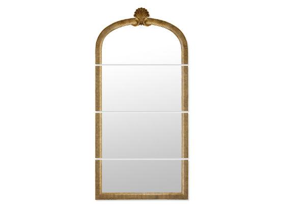 50-2982蓬巴杜别墅家具CG家具装饰镜